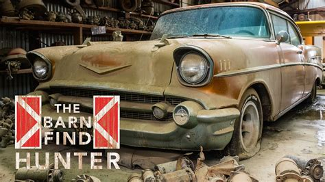 Barn Find by Turner S Auto Wrecking Barn Find Ep 3