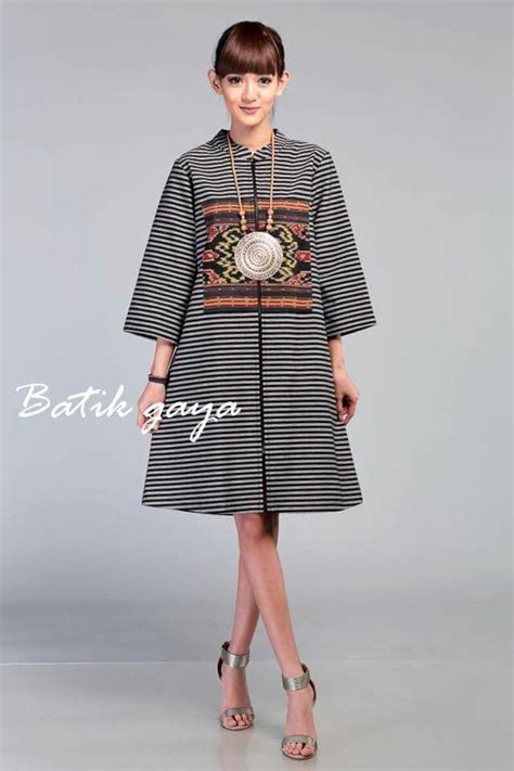 11 Dress Kombi Batik 552 best baju batik images on