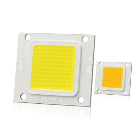 Chip Mata Led Sorot 50w High Quality 50 Watt Putih Kuning 1pcs high quality cob led chip 20w 30w 50w 70w high lumen
