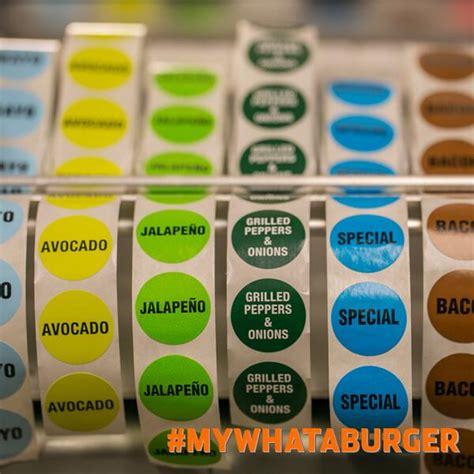 Whataburger Stickers