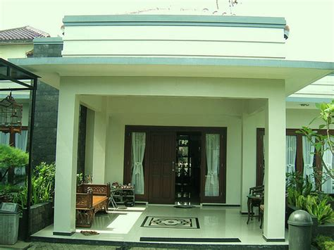 desain interior teras depan rumah rum design desain teras depan cantik nan elegan dan nyaman