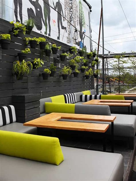 Restaurant Patio Design Inspiring Restaurant Patios