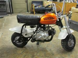 Honda Q50 Mini Bike Buy 1974 Honda Qa50 Qa 50 Monkey Bike Restored Mini Bike