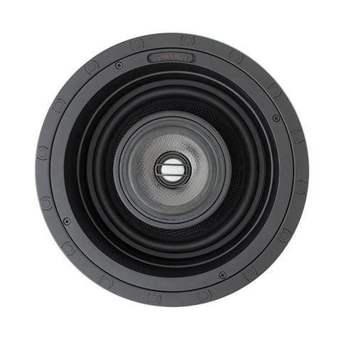 Sonance In Ceiling Speakers sonance visual performance vp88r in ceiling speakers