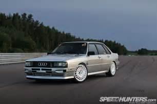 The Audi Quattro Quattro Archives Speedhunters