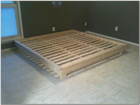 king platform bed plans diy king platform bed plans beds home design ideas