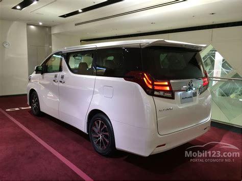 Jual Alphard 2 5 G A T Kaskus jual mobil toyota alphard 2018 g 2 5 di dki jakarta