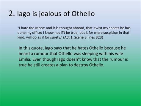 othello themes jealousy quotes othello quotes entrancing 63 best othello project images