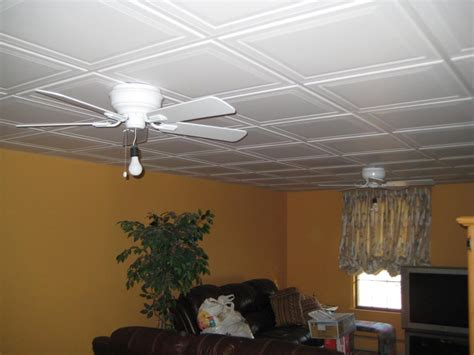 Basement Ceiling Fan Basement And Mattres Ideas