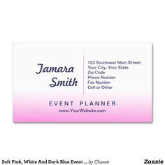 event management business card template professional event planner business card template