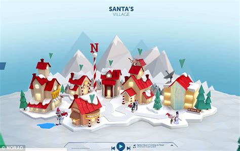 Santa Tracker Norad Phone Number Countdown With Norad Santa Tracking App Express Digest