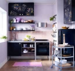 Modern kitchen design space saving ideas and kitchen colors for small