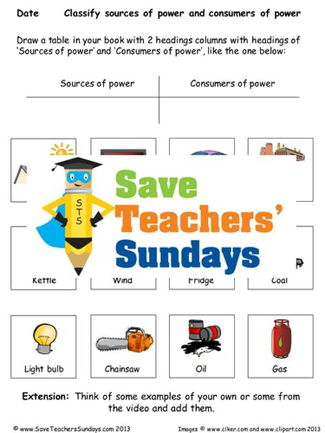 primary science electricity primary primary science teaching resources electricity tes