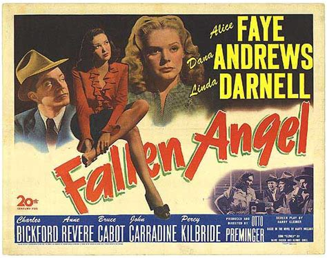 fallen angel film fallen angel movie posters at movie poster warehouse