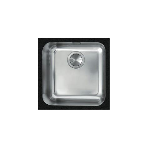 Cuve Evier by Cuve Evier Inox Sous Plan M 40 X 40 Cm Robinet And Co