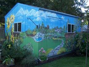 Outdoor Wall Mural Stencils wall murals ideas in windows wallpaper themes with outdoor garden wall