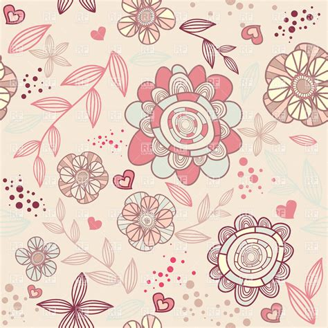 pastel flower pattern wallpaper wallpaper clipart pastel pencil and in color wallpaper