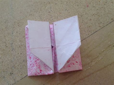 Secret Message Origami - diy origami box secret message easy 14
