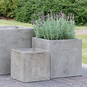 Lightweight Planter Boxes by Outdoor Garden Pots And Planter Boxes Iota Australia