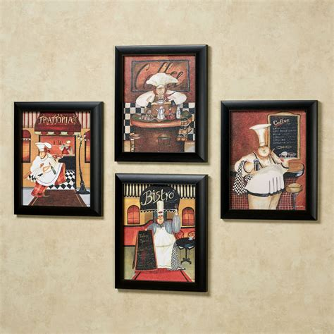 Chef Wall Decor by Sonoma Chef Framed Wall Set