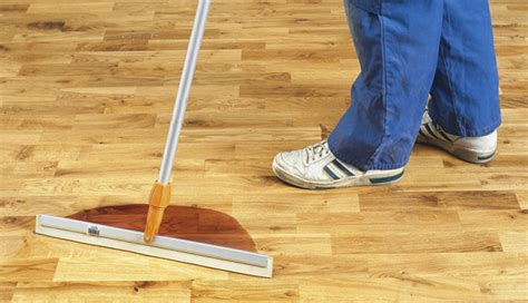 how to treat an unfinished hardwood floor the wood floorin