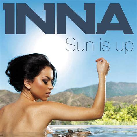 car 225 tula frontal de inna sun is up cd single portada