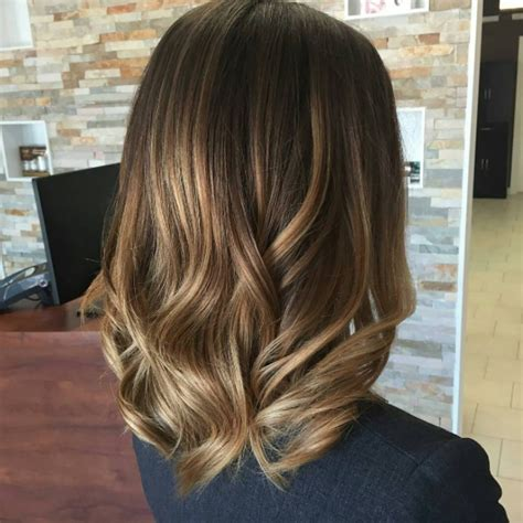 estilos de balayage en el cabello the gallery for gt balayage brown hair color