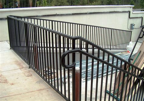 aluminum stair railing balusters design your homes with