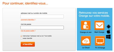 email orang comment configurer son adresse e mail orange sous android