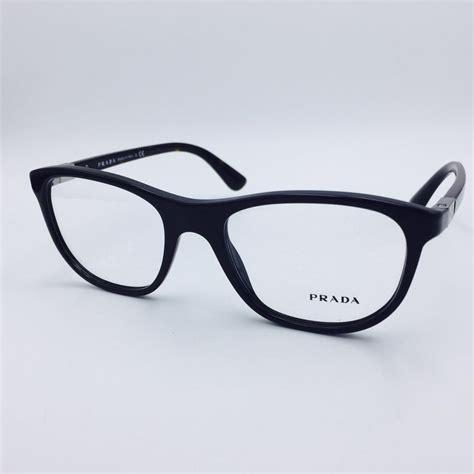 Prada Classic 7 prada classic brown rx eyeglasses frame vpr29s uf7 1o1 69 retail