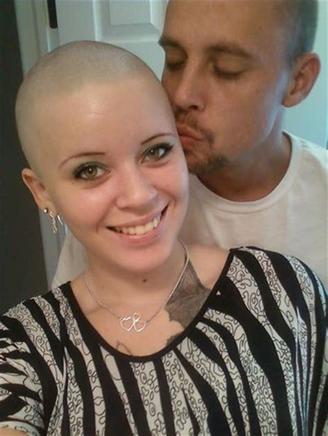 sexy woman goes bald 1415 best super hot 2 images on pinterest pixie cuts