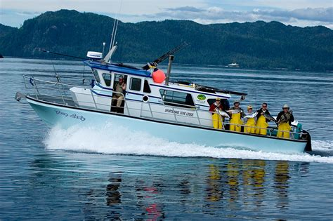 custom built sport fishing boats custom fishing boats alaska s best lodge sportsman s cove