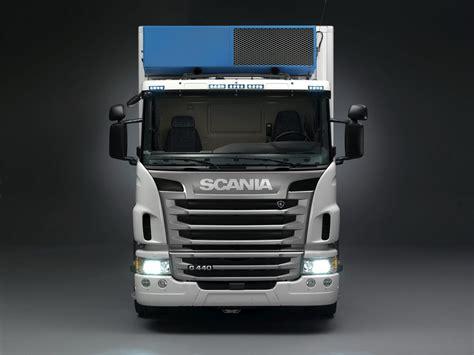 scania g series car interior design