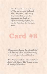 sle sympathy cards memorial trees
