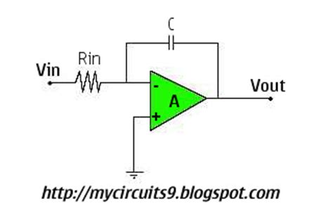 integrator circuit calculation op integrator calculator derivatives investing articles