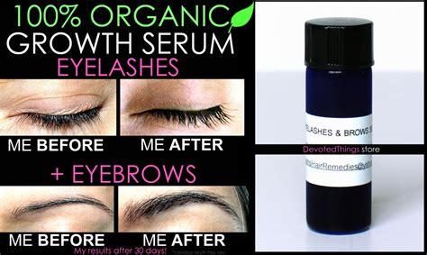 Magic Flower 2in1 Eyebrow Eyeliner Waterproof best organic eyelash growth serum and eyebrow growth serum free 2 in 1 product