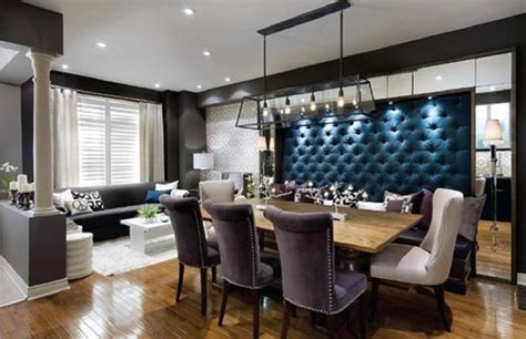 Dining Room Bench Seating Ideas by 25 Luxurious Dining Room Designs