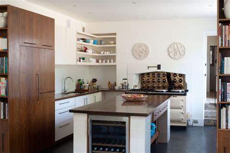 Small Bathroom Floor Cabinet - open kitchen shelves wooden fridge cabinet kitchen design ideas houseandgarden co uk