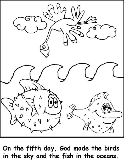 coloring page creation days of creation coloring pages days 1 7 gianfreda net
