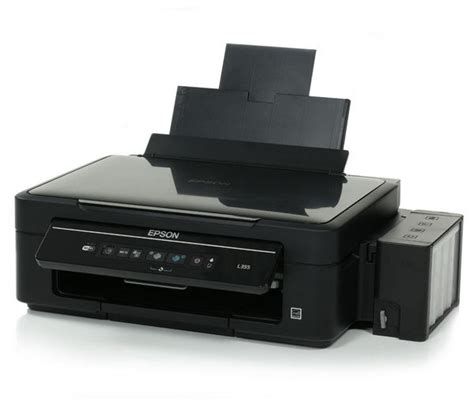 Printer Epson Ecotank epson ecotank l355 all in one wireless inkjet printer t6641 black ecotank ink bottle 70 ml