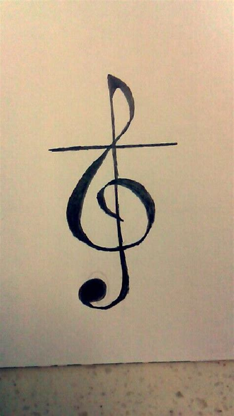 25 best ideas about treble clef on