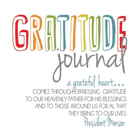 printable gratitude journal all things bright and beautiful gratitude journal cover