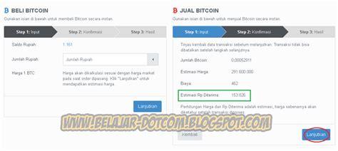 bitcoin ke rupiah cara menjual bitcoin ke rupiah di blockchain melalui