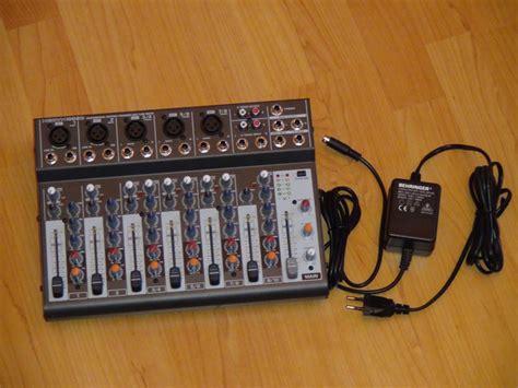 Mixer Xenyx 1002b behringer xenyx 1002b image 496828 audiofanzine