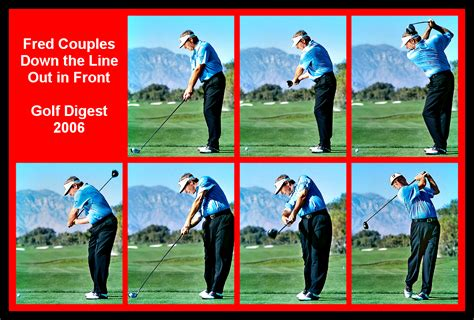fred couple swing fred couples swing focus golf group