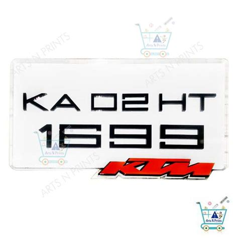 Ktm Phone Number Ktm 390 Duke Number Plate Design