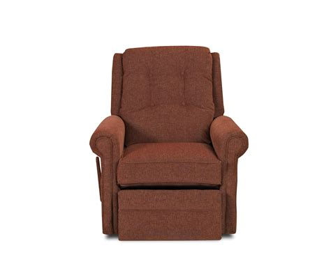 gliding recliner chair klaussner sand key transitional manual gliding reclining
