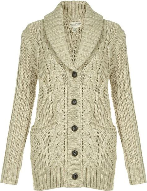 cable knit cardigans denim supply ralph boyfriend cable knit cardigan
