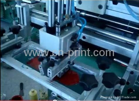 Packing Cylender Mercy 300e plane cylinder semi automatic screen printer lc pa 300e lc china manufacturer packaging