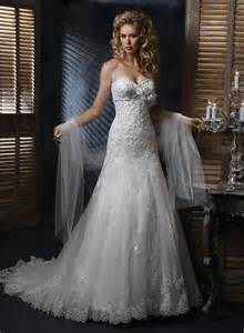 30 sweetheart lace wedding dresses ideas to look perfect magment